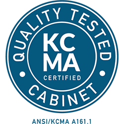 KCMA Certified Cabinets from Bass Cabinet Manufacturing, Inc.